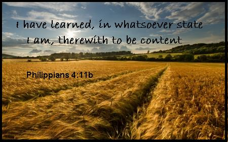 How We Live in Godly Contentment