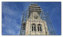 God's Church Bent to Backsliding